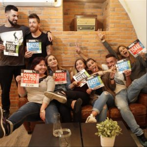 RuninLyon 2016 - Mlfitness et la team Instagram