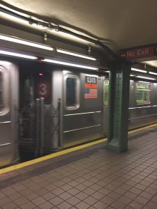 metro subway New York