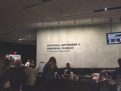 musée du 11 septembre New York