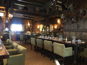 maison bouvier tignes restaurant