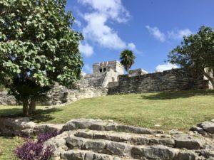 tulum ruines maya Mexique
