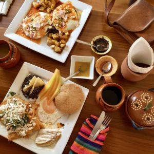 brunch Cozumel Mexique