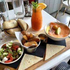 Paradis du fruit brunch lyon